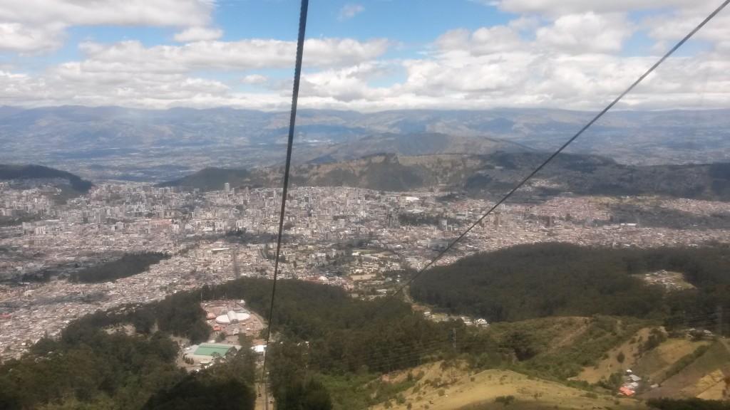 Lanovka Quito