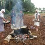 Varenie tradičného jedla