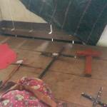 Pomalé sušenie krížov