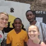 S Teddym v Kariwe
