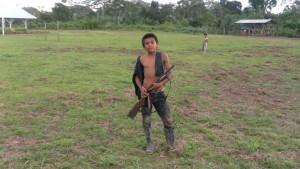 Mladý lovec