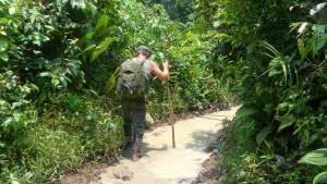 Cesta do San José de Morona