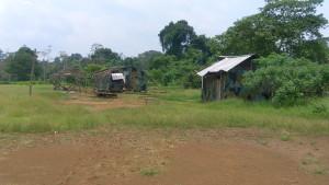 Opustená vojenská základňa