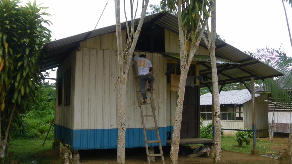 Renovácia domu Tukupi