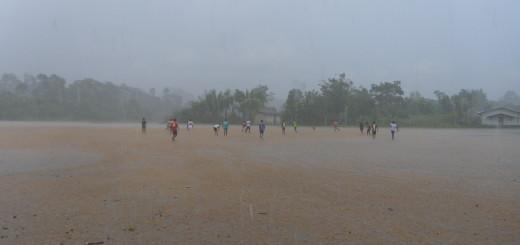 Vodný futbal
